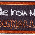 Maiden Holland Patch
