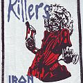 Killers printed Patch