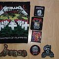 Megadeth, Metallica, Motörhead, Venom Patch