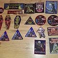 Up the Irons Patch