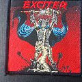 Exciter Long live he Goat Patch