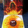 Deathhammer - Onward to the Pits Gatefold + Splatter LP