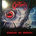 Obituary - Cause of Death LP
