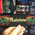 Patch - Rainbow Rising Stripe Vintage Patch