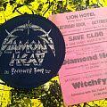 Diamond Head - The Borrowed Time Tour Patch
