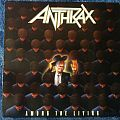 Anthrax - Tape / Vinyl / CD / Recording etc - Anthrax - Among The Living LP