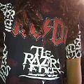 AC/DC The Razors Edge Tourshirt
