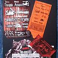 Gig´s and Festival Tix Collection -2008-