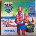 Evil Dead - Annihilation of Civilization Gatefold LP Tape / Vinyl / CD / Recording etc