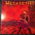 Megadeth - Tape / Vinyl / CD / Recording etc - Megadeth - Peace Sells... But who´s Buying? LP