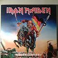 Iron Maiden - Maiden Germany European Tour 2013 - Clear Vinyl Tape / Vinyl / CD / Recording etc