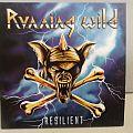 Running Wild - Resilient - Gatefold - Green Vinyl - LP