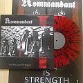 Kommandant - The Draconian Archetype - Red/Black Splatter Vinyl - LP
