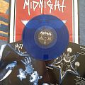 Midnight - Satanic Roalty - Blue Vinyl Tape / Vinyl / CD / Recording etc