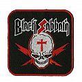 Black Sabbath - Patch - Black Sabbath patch - from Hot Topic