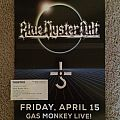 BOC poster/ticket Other Collectable