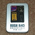 Rush - R40 pin set Other Collectable