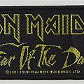 Iron Maiden - Patch - Iron Maiden - Fear Of The Dark strip