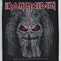 Iron Maiden - Patch - Iron Maiden -Smoking F U
