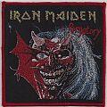 Iron Maiden - Patch - Iron Maiden Purgatory