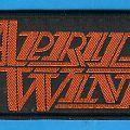 April Wine - Patch - April Wine patch