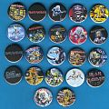 Iron Maiden - Other Collectable - Iron Maiden buttons