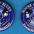 None - Other Collectable - Blue Brothers/House Of Blues buttons