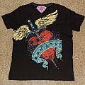 Bon Jovi - TShirt or Longsleeve - Bon Jovi t-shirt w/ swarovski crystals