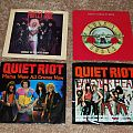 Other Collectable - Some metal 45's