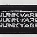Junkyard - Patch - Junkyard logo