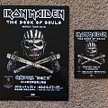 Iron Maiden mini poster and post card - China Other Collectable