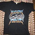 """Nuclear Assault """"Assault on Amerika"""" old shirt"""