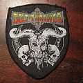 "Bolt Thrower ""Cenotaph"" shield 1991 Patch"