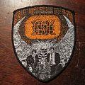 """Napalm Death """"Scum"""" shield Patch"""