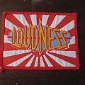 Loudness Woven Patch
