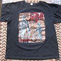 "Death ""InHuman"" Tour shirt 1991"