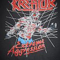 "Kreator ""Extreme Aggression"" 1989 Tour Shirt"