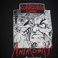 "Corrosion of Conformity ""Animosity"" 1986 Tour Shirt"