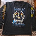"Napalm Death ""Grind Crusher"" tour 1991 LS TShirt or Longsleeve"