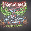 """Possessed """"Eyes of Horror"""" old shirt"""