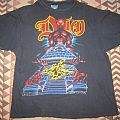 DIO Last In Line Crew shirt 1984 (?)