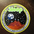 "Sleep 2015 Tour only ""Mission"" patch"