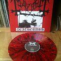 Mayhem - Tape / Vinyl / CD / Recording etc - Mayhem - Deathcrush red splatter vinyl re-issue
