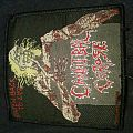 Cannibal Corpse - Patch - Cannibal Corpse Eaten Back To Life 1990 patch