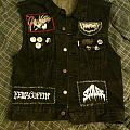 Sewing builds character Battle Jacket