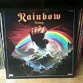 Rainbow - Tape / Vinyl / CD / Recording etc - Rainbow - Rising vinyl record