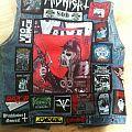 Voivod - Battle Jacket - I AM A CRAZY GOD (vest update september 2013)