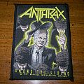 Anthrax - Patch - Anthrax