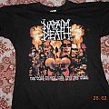 Napalm Death - TShirt or Longsleeve - Napalm Death - The Code Is Red… Long Live the Code
