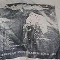 European evisceration tour 1990 TShirt or Longsleeve